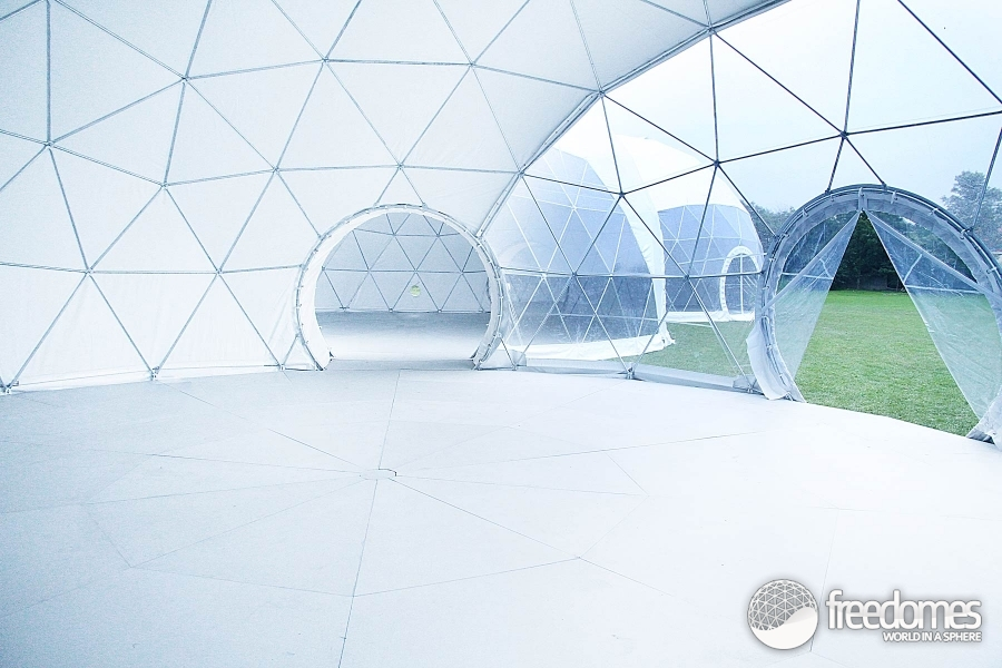... image Contemporary tents Dome Marquee Floor Geodesic Dome Structures Gorlice Poland ...  sc 1 st  Freedomes.com & Dome marquees at the LECH MEGAparty in Gorlice